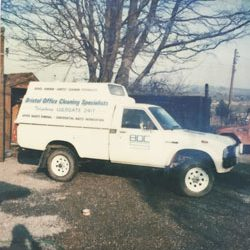 Dad's First Van
